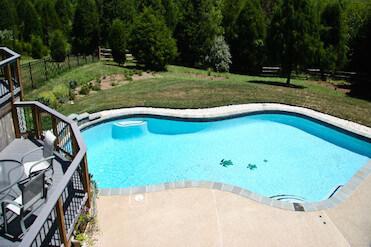 Custom-shape-of-a-concrete-swimming-pool
