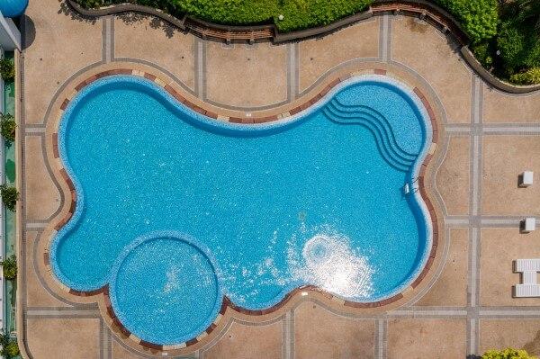 Custom Inground Concrete Swimming Pools | Scarlet Pools St ...